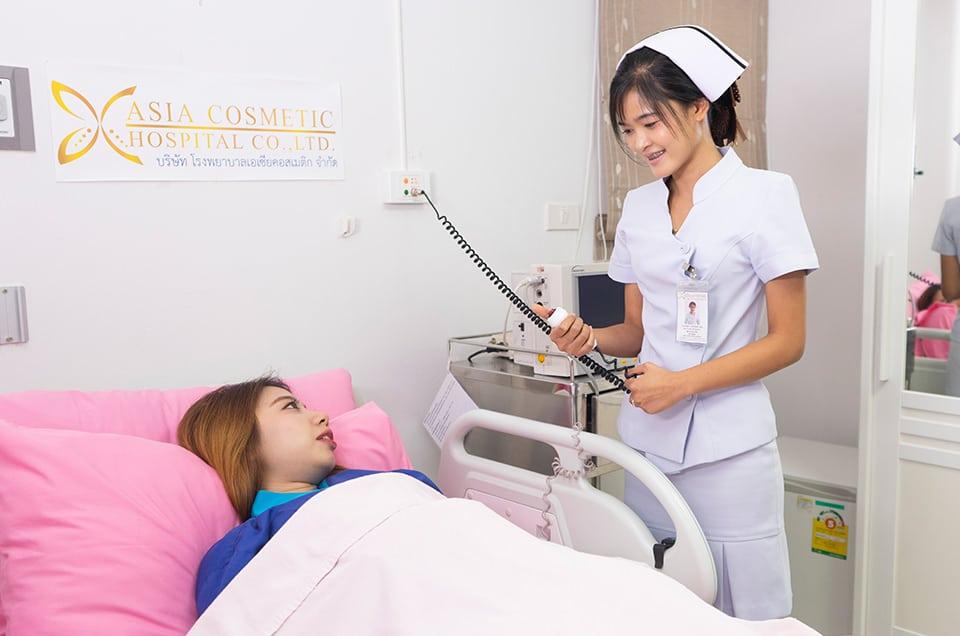 ห้องพักผู้ป่วย